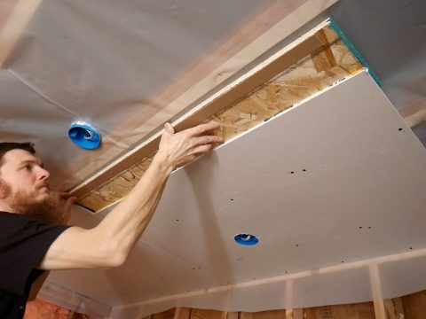 drywall ceiling tip